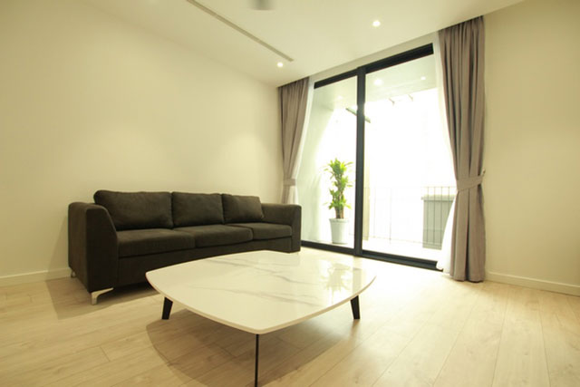 *Stunning Modern Two Bedroom Apartment For Lease in To Ngoc Van street, Tay Ho*
