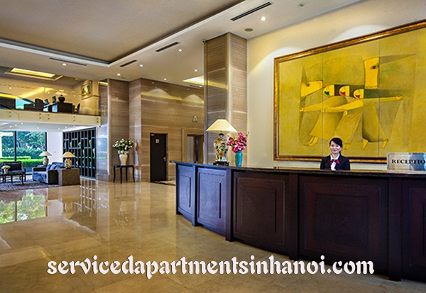 Stunning rental serviced apartment for rent in Dang Thai Mai str, center of Tay Ho