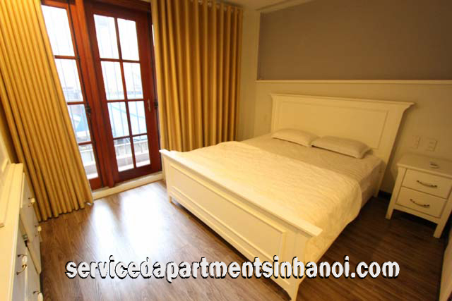 Stylish One bedroom Type Near Le Duan str, Hoan Kiem