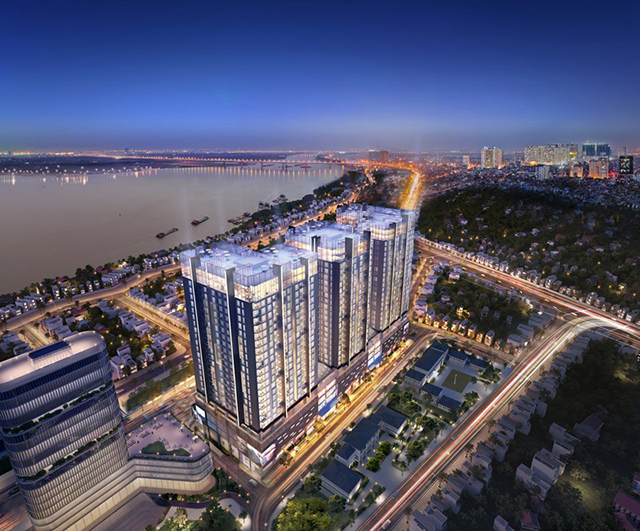 Sun Grand City Ancora Residence Hanoi