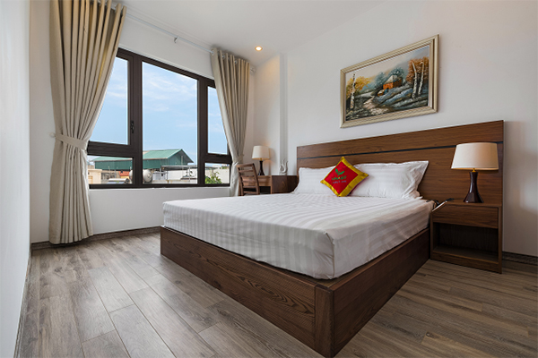 Superior Modern One Bedroom Apartment Rental near Hoang Quoc Viet street, Cau Giay
