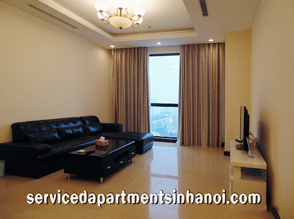 Three bedroom Apartment for rent in R5 Building, Royal City with Nice view