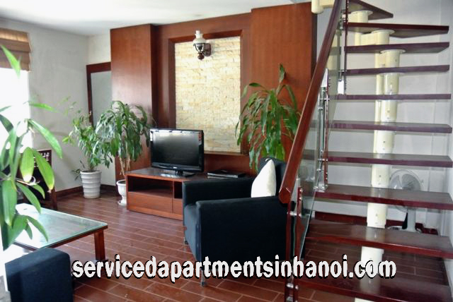 Top one bedroom apartment for rent in near Vincom Tower