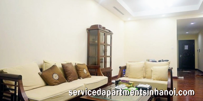 Two Bedroom Apartment for rent in R4 Building, Royal City, High Floor, Unblock VIew