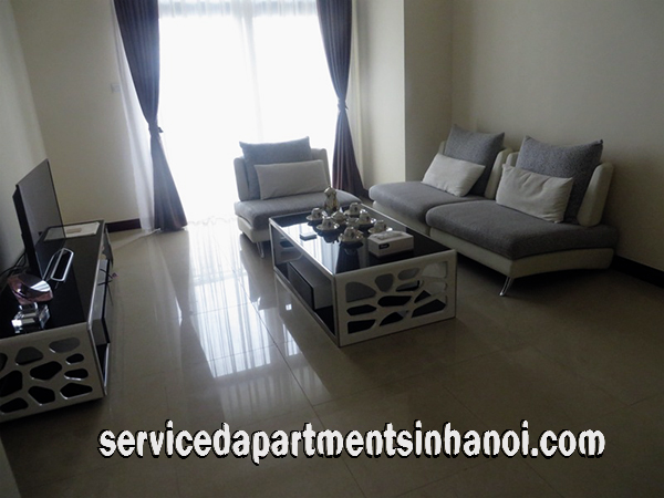 Two bedroom apartment for rent in Royal City, modern facilities and equipments
