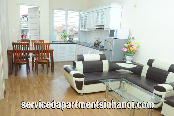 Two bedroom apartment in Nguyen Khang str, Cau Giay