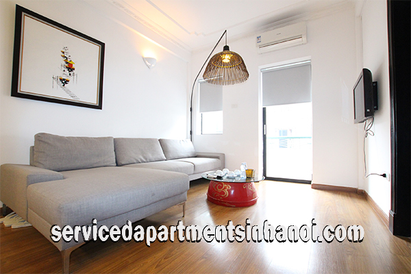 Two bedroom Apartment rental in Ly Thuong kiet st, Hoan Kiem