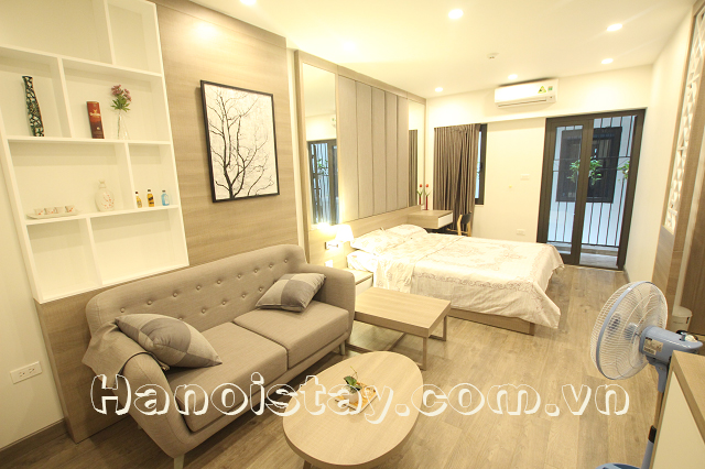 Very Modern Serviced Apartment Rental in Duy Tan street, Cau Giay