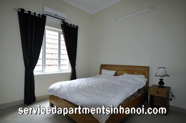 Well designed apartment for rent in To Ngoc Van st with cheap price