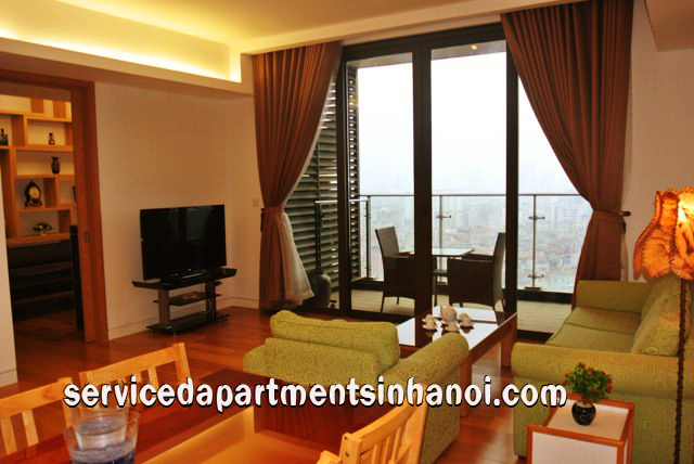 Well designed Three bedroom Apartment in IPH Complex, Cau Giay