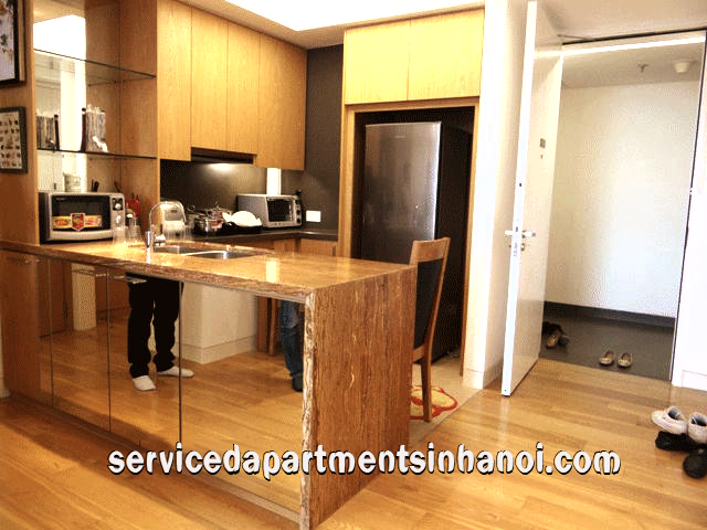 Well Furnished Two Bedroom Apartment Rental in IPH Complex, Cau Giay